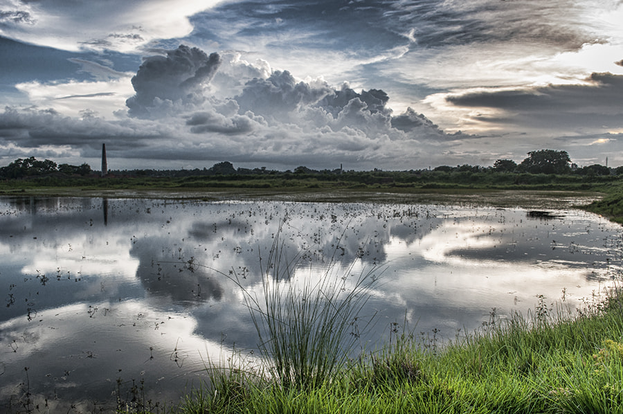 Photograph Sunset||Clouds by Sourik Ghosh on 500px