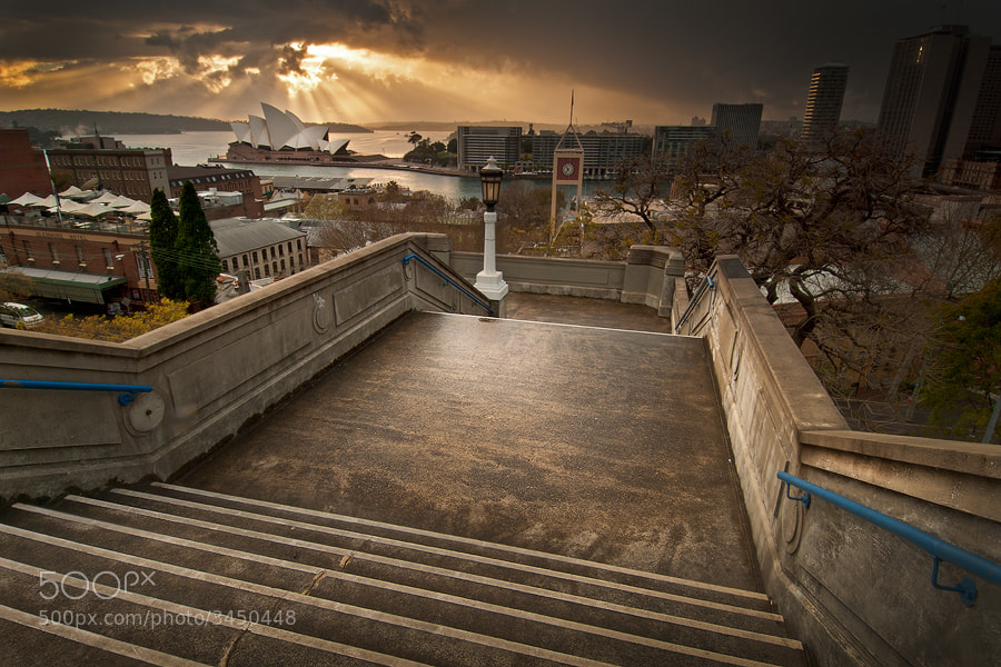 Photograph Stairway to Heaven by MONSTERMICKY ! on 500px