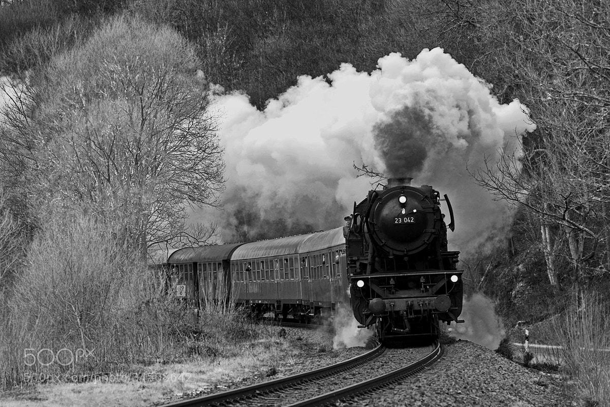 Photograph 23 042 Eifelbahn by Michael Hubrich on 500px