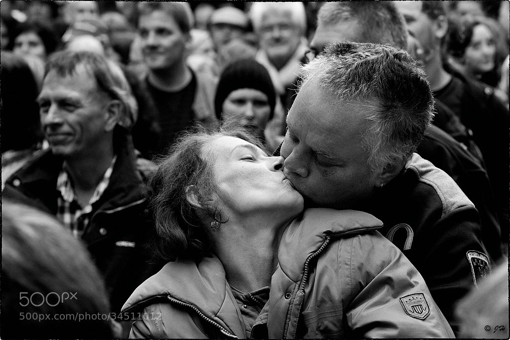 Photograph Kiss by Jörg H. on 500px