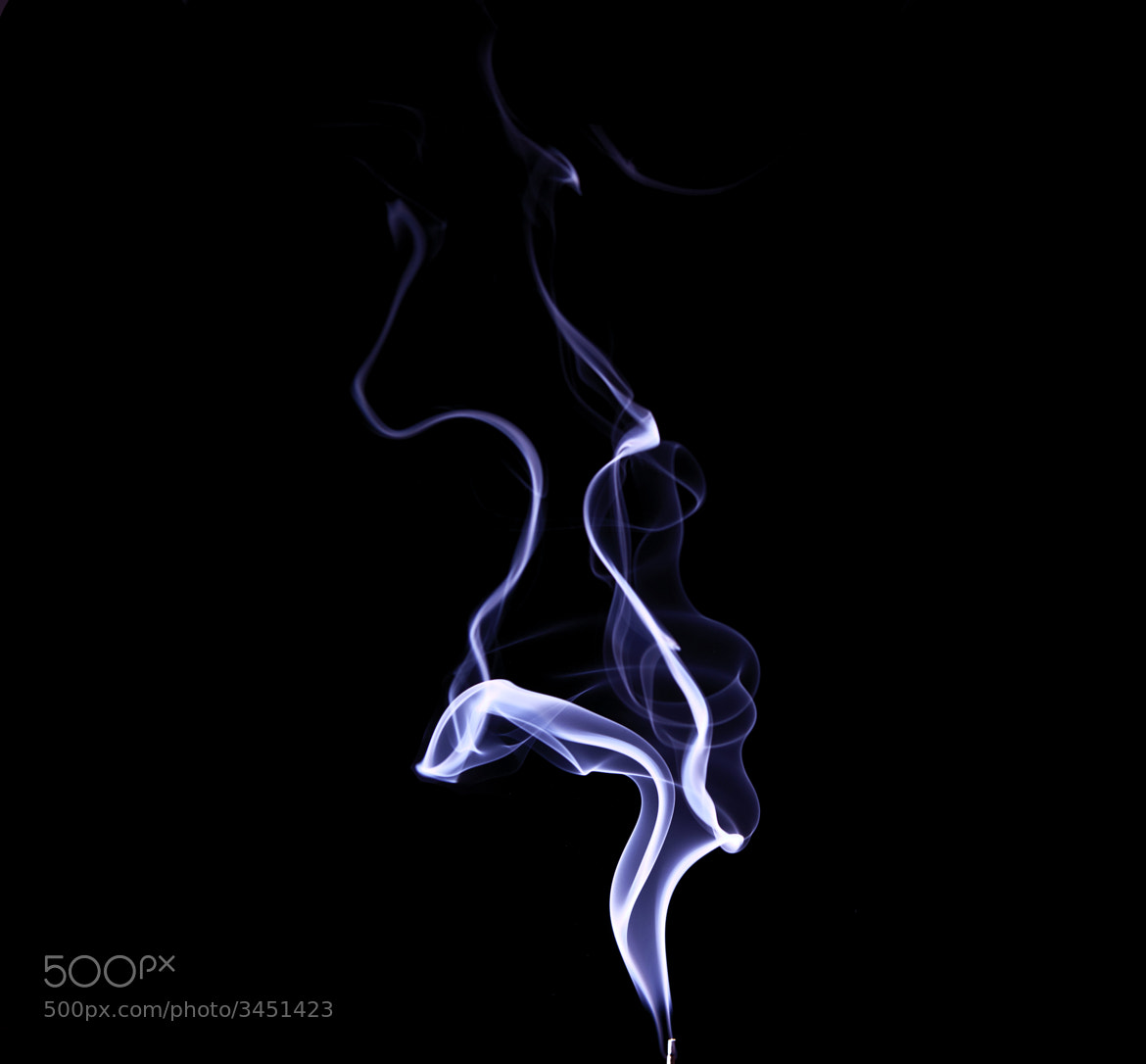 Photograph Smoke in peace by Cal Redback on 500px