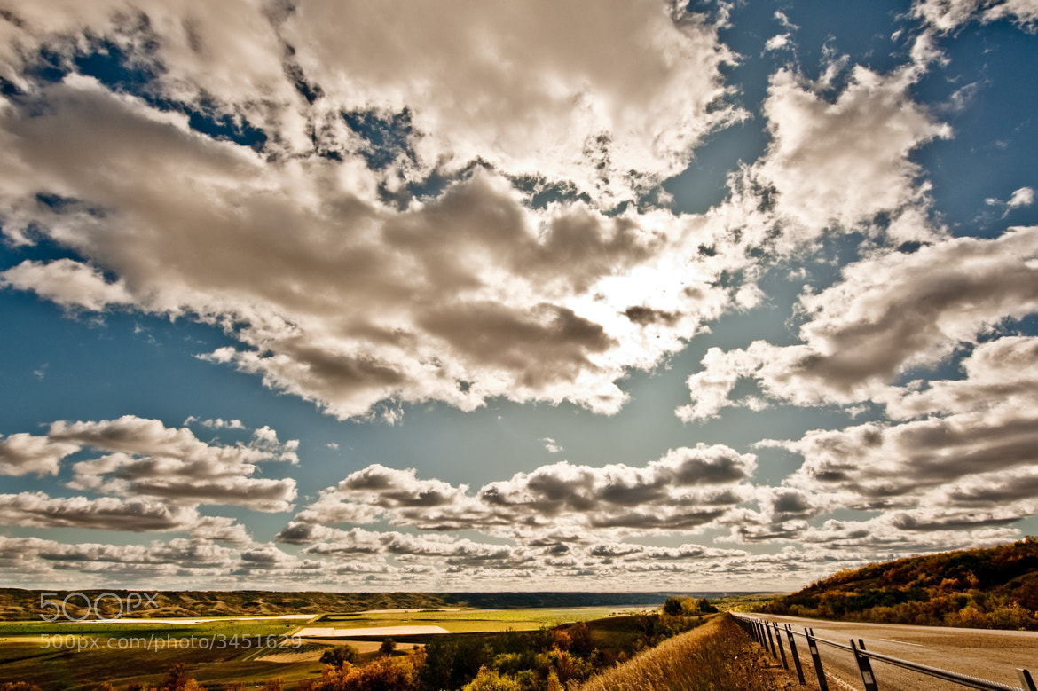 Photograph Living Skies by Christopher Odd on 500px
