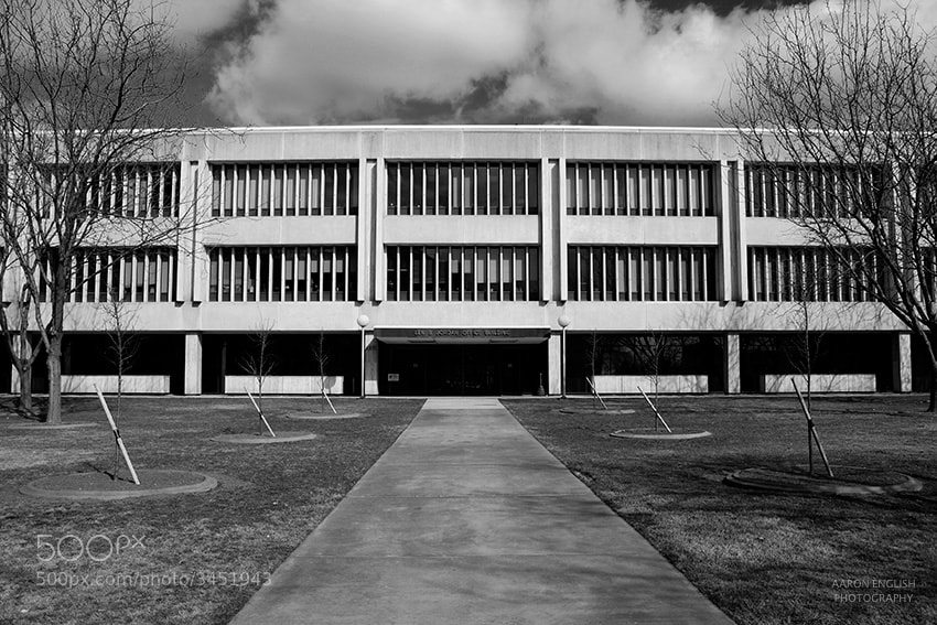 Photograph Government Building by Aaron English on 500px