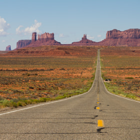 Monument Valley -  U.S. Route 163