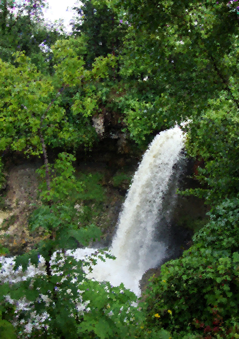 Photograph Minnehaha Falls by Tina Nicole on 500px