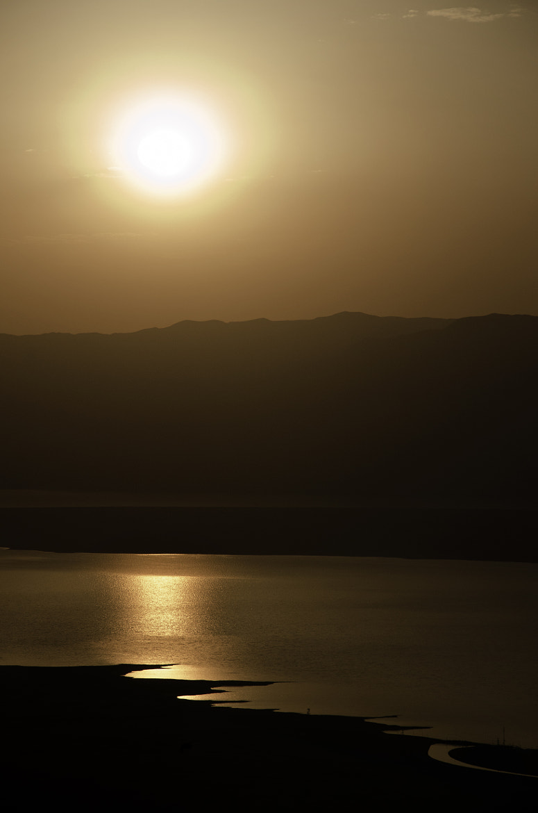 Photograph Dead Sea at Sunrise by Max Harris on 500px
