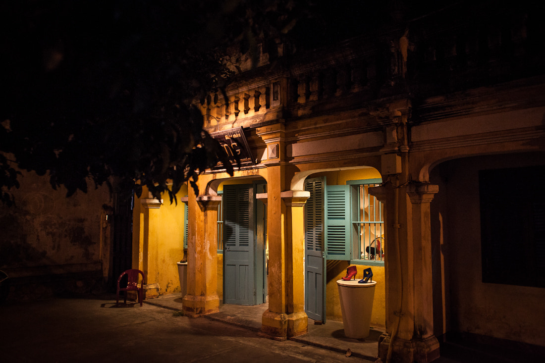 Photograph Hoi An old house by Etienne Bossot on 500px