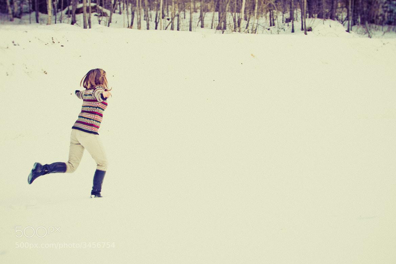 Photograph snooooow by Arina Abramova on 500px