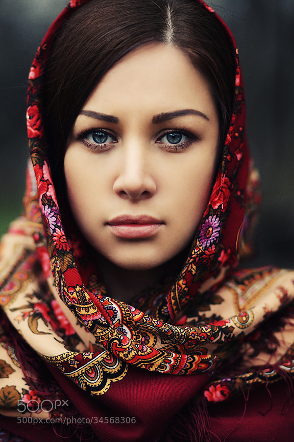 Photograph **ALENKA** by Sergey  Redki on 500px