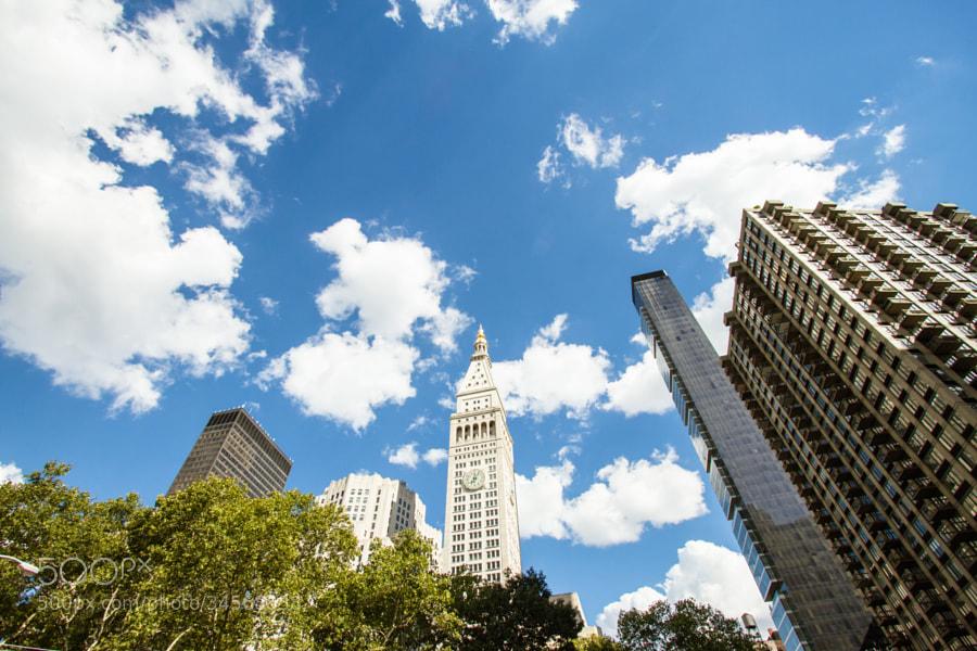 New York - Sky