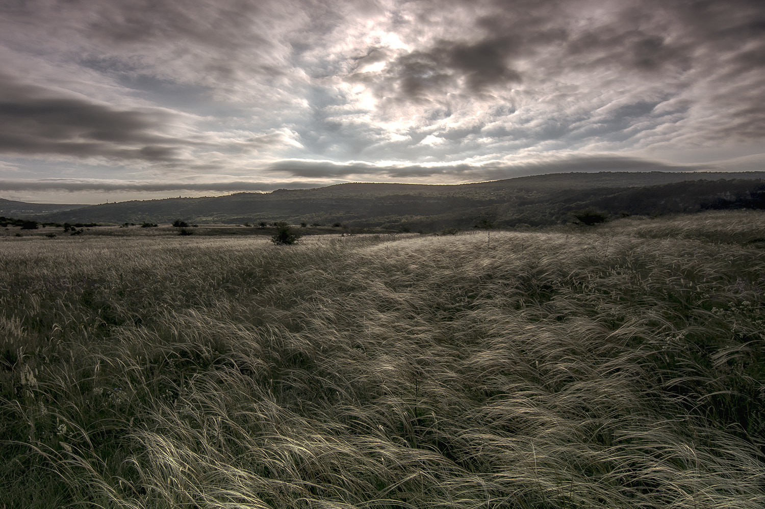 Photograph Rocking field by Andy 58 on 500px