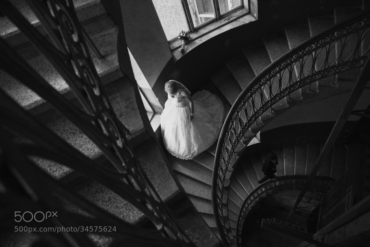 Photograph WedStairs by Виктор Дёмин on 500px