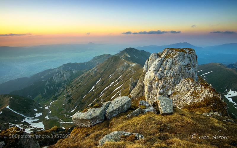 Photograph Bucegi Mountains by Ioan Chiriac on 500px