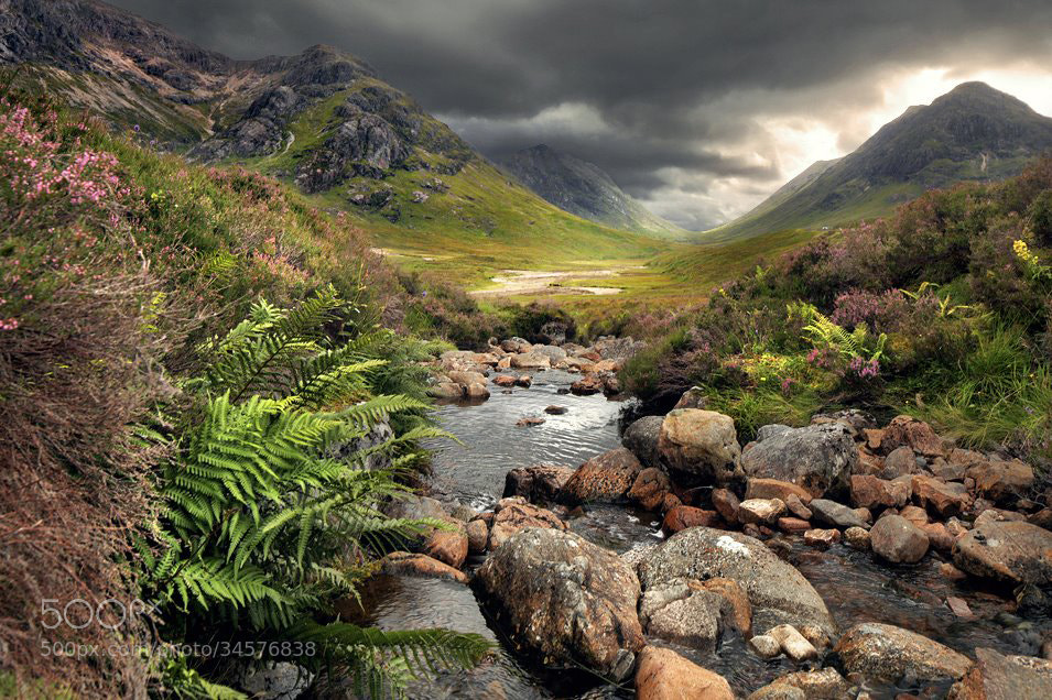 Photograph Scotland by Kilian Schönberger on 500px