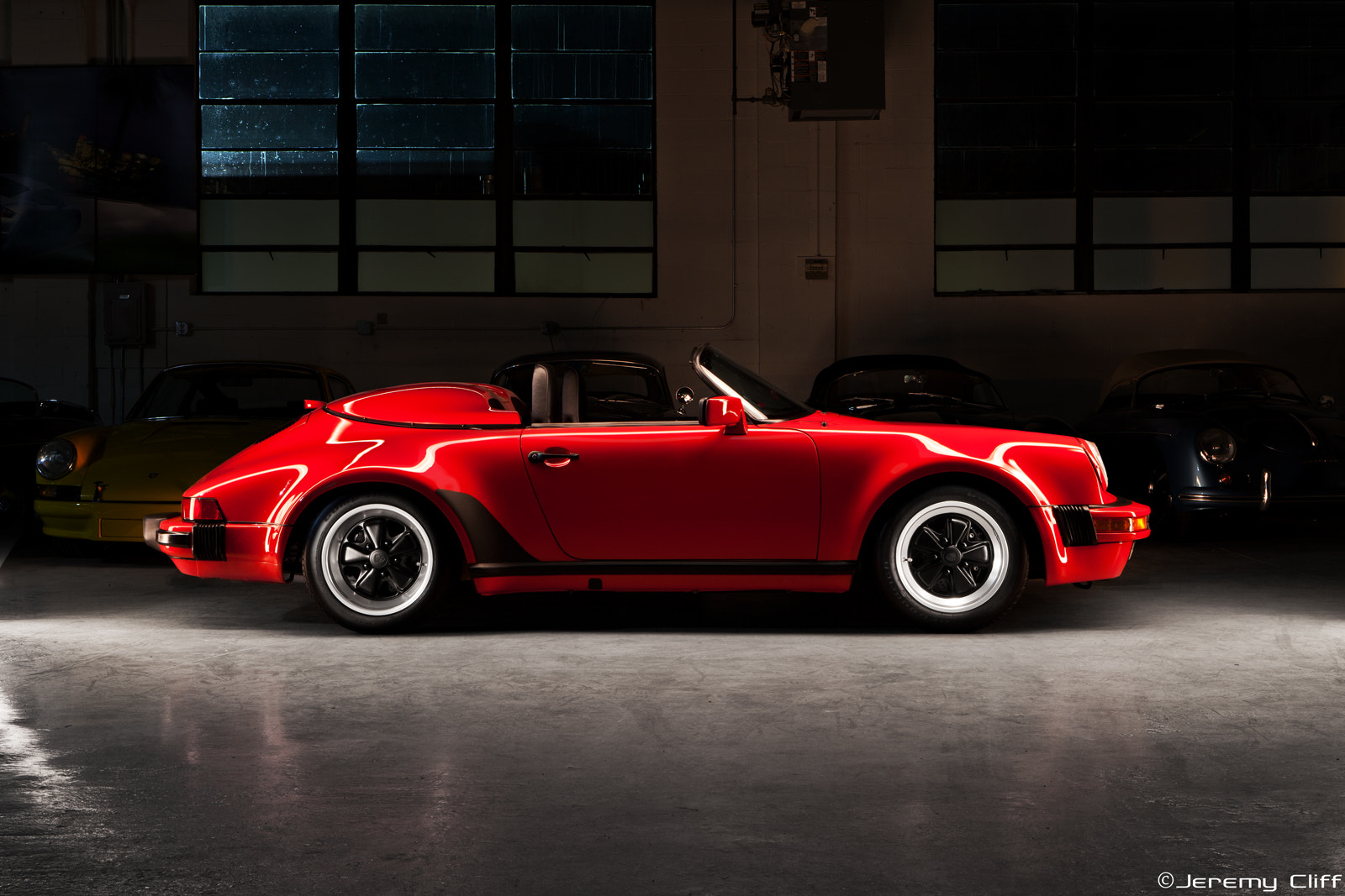 1989 Porsche 911 Speedster By Jeremy Cliff Photo