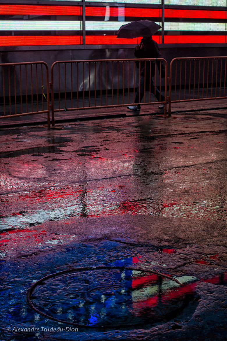 Photograph Flag reflection (Umbrella V) by Alexandre Trudeau-Dion on 500px