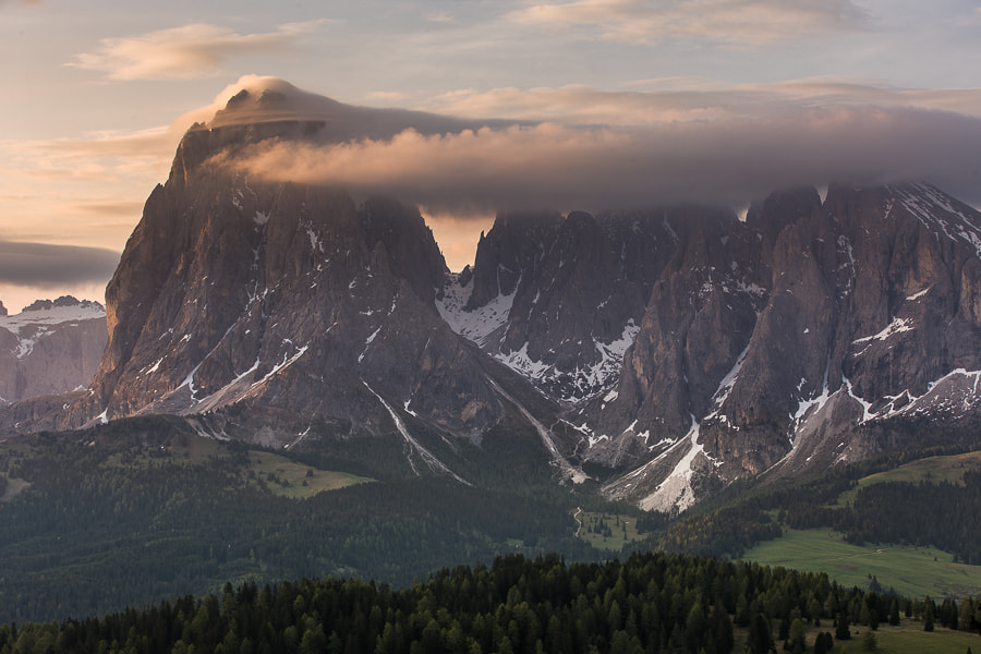 """<a href=""""http://www.hanskrusephotography.com/Workshops/Dolomites-June-3-7-2013/24503352_vGndBd#!i=2523343512&k=RRWf3hq&lb=1&s=A"""">See a larger version here</a>  This photo was taken during a photo workshop that I was leading in the western part of the Dolomites in June 2012."""
