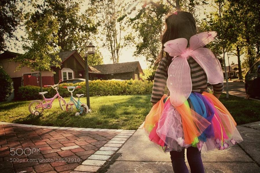 A spring fairy returns.