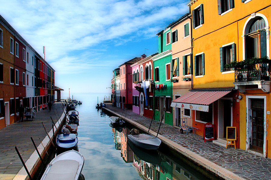 Photograph Burano by Terry Cowlishaw on 500px