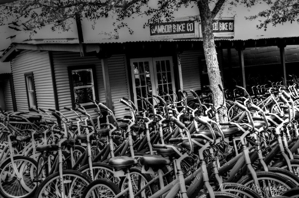 Photograph Rental Bikes by Jerome Cartier on 500px
