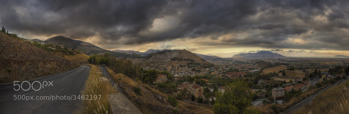 Photograph Palermo suburbs before the storm by Sergey Shaposhnikov on 500px