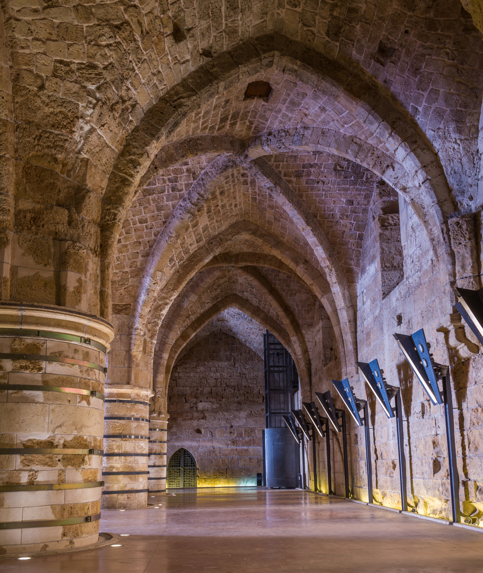 Photograph The Hospitaller Fortress by Lev Tsimbler on 500px