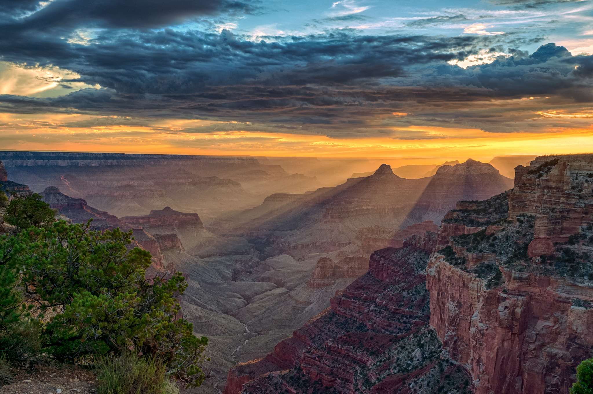 Photograph North Rim by Keith Skelton on 500px
