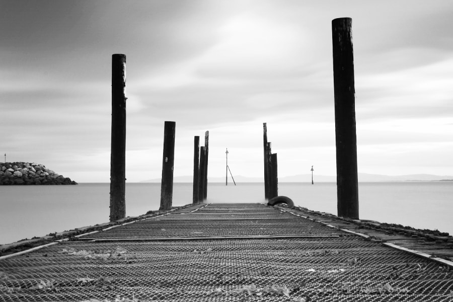 Photograph The Jetty by Anthony Owen-Jones on 500px