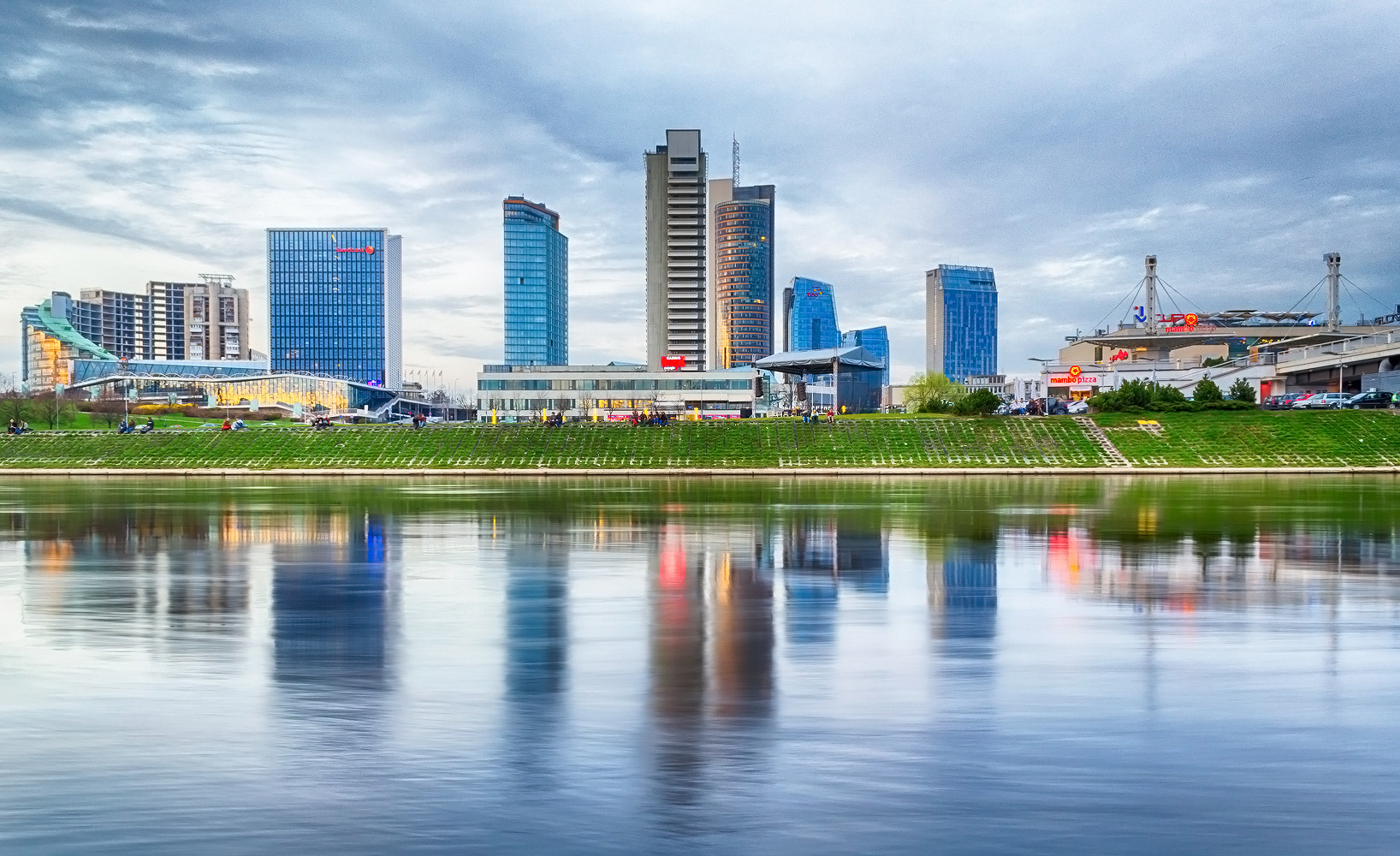 Photograph The 21st Century in Vilnius by Norbert Durko on 500px