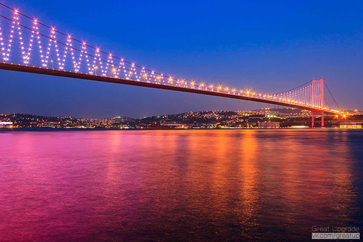Photograph Bosphorus Bridge by Dima Torianyk on 500px