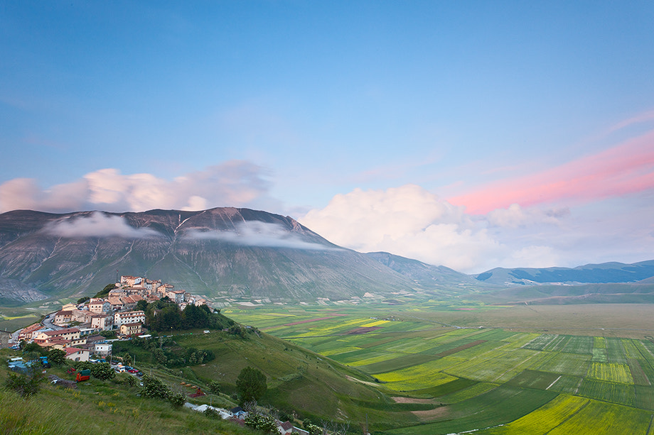 Photograph Castelluccio by Claudio Coppari on 500px