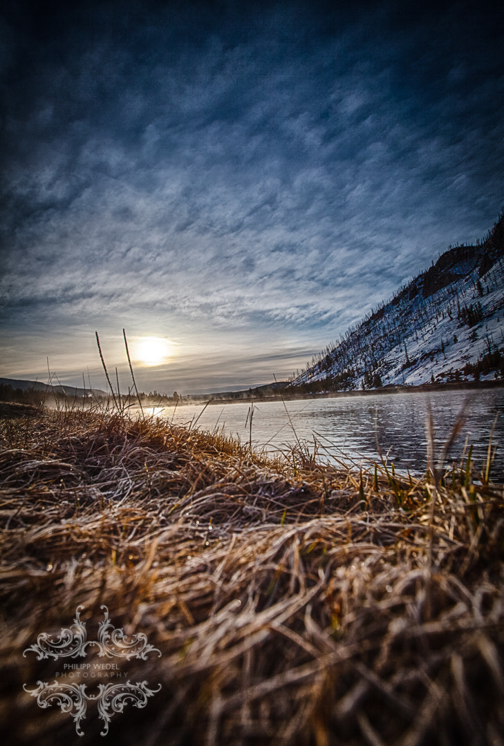 Photograph Sunrise in Yellowstone I by Philipp Wedel on 500px