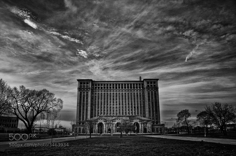 Photograph Foreboding by Ryan Kasak on 500px