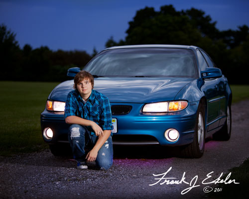 Photograph Z with car by Frank Ekeler on 500px