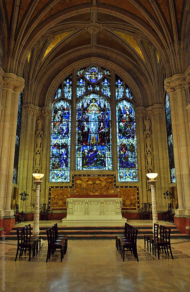 Photograph St. John the Divine Chapel by Allan Cabrera on 500px