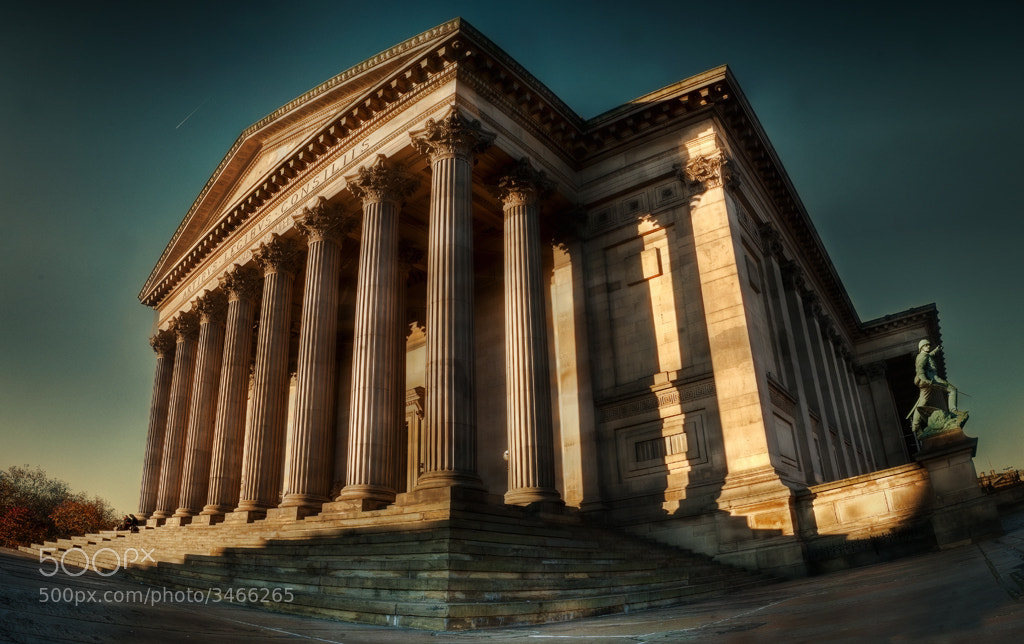 Photograph St. Georges Hall Panorama by Richard Deane on 500px