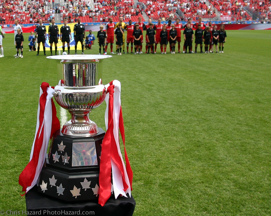 Photograph oyageurs Cup - Nutrilite Canadian Championship by Chris Hazard on 500px