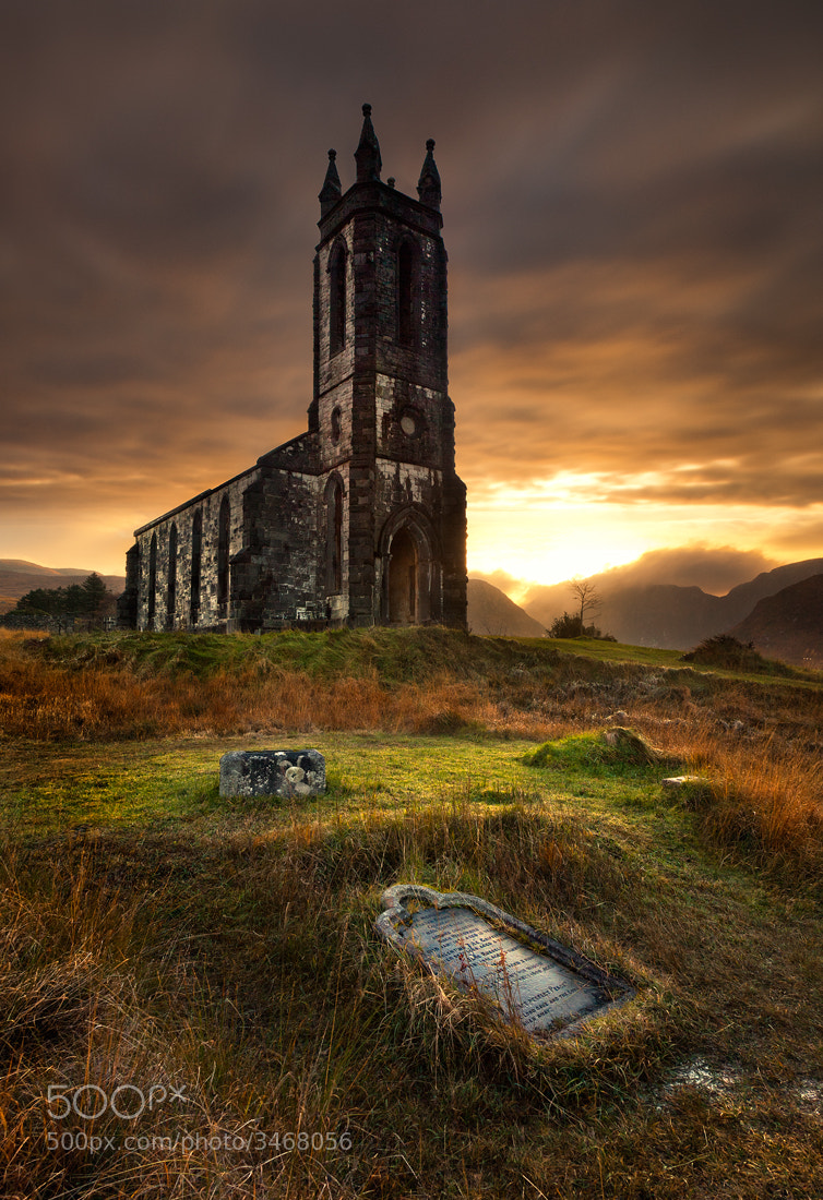 Photograph Dunlewy Church Ruins by Gary McParland on 500px