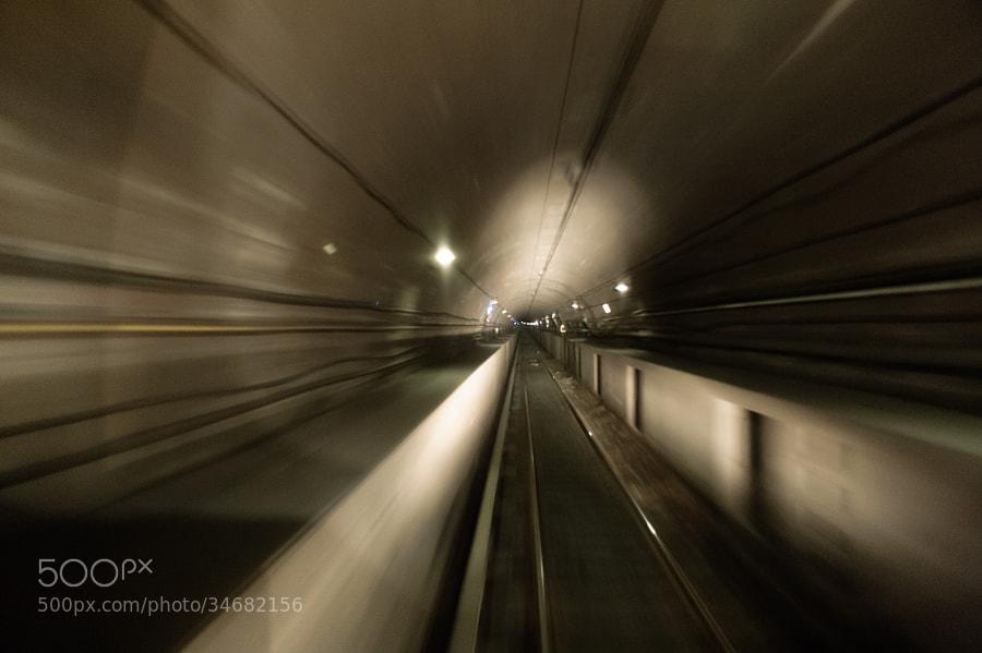 Moving through the tunnel  by gevon  servo  on 500px.com