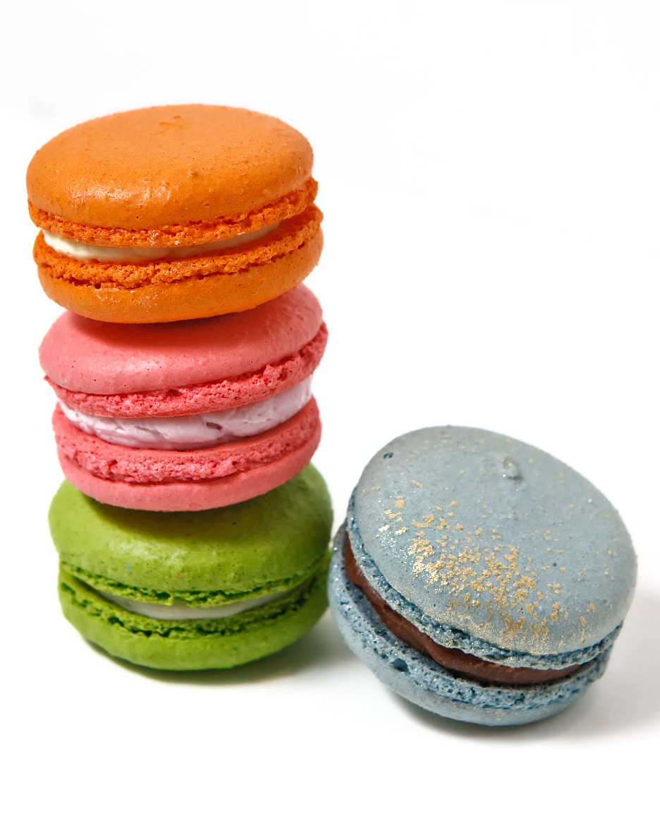 Photograph Macarons by Eric Lovelin on 500px