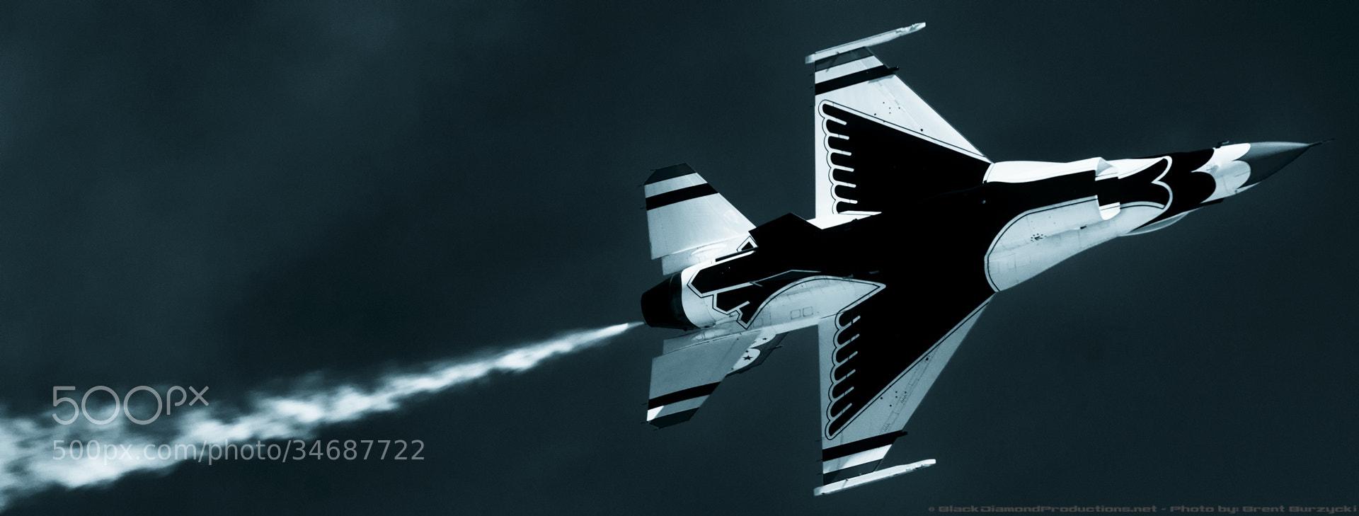 Photograph Thunderbirds are go..... by Brent Burzycki on 500px