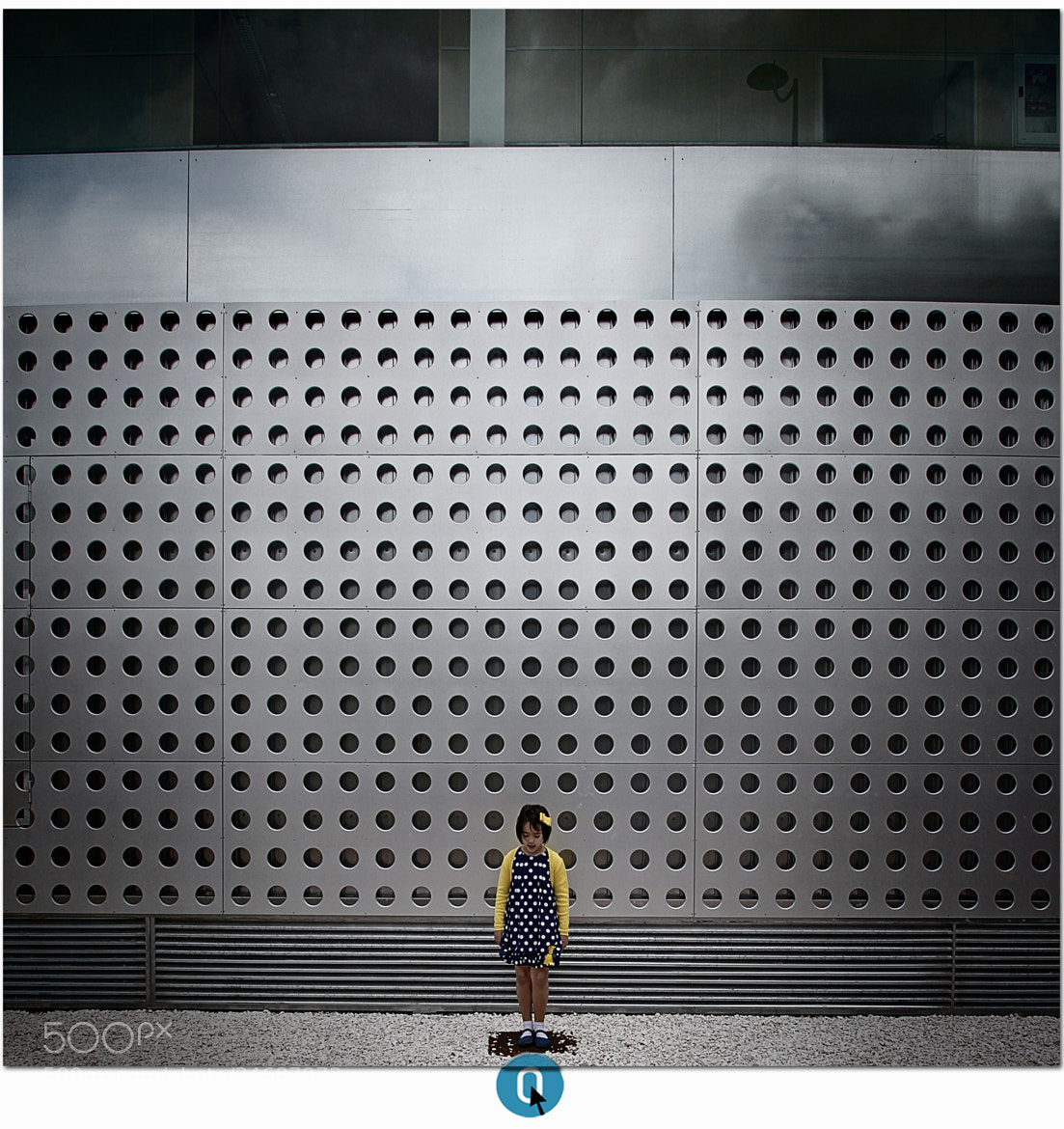 Photograph { zeros and a polka dot dress } by CERO . on 500px