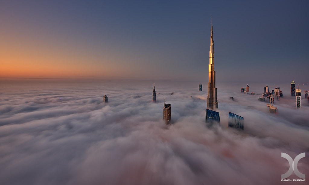 Photograph Cryogenic Sunrise by Daniel Cheong on 500px