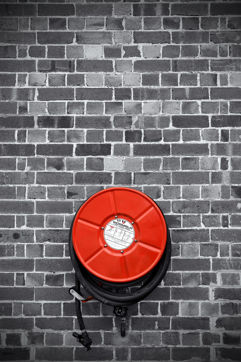 Photograph Hose reel by vilaroImages on 500px