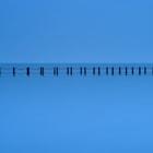 Marine Lake. Somerset, England