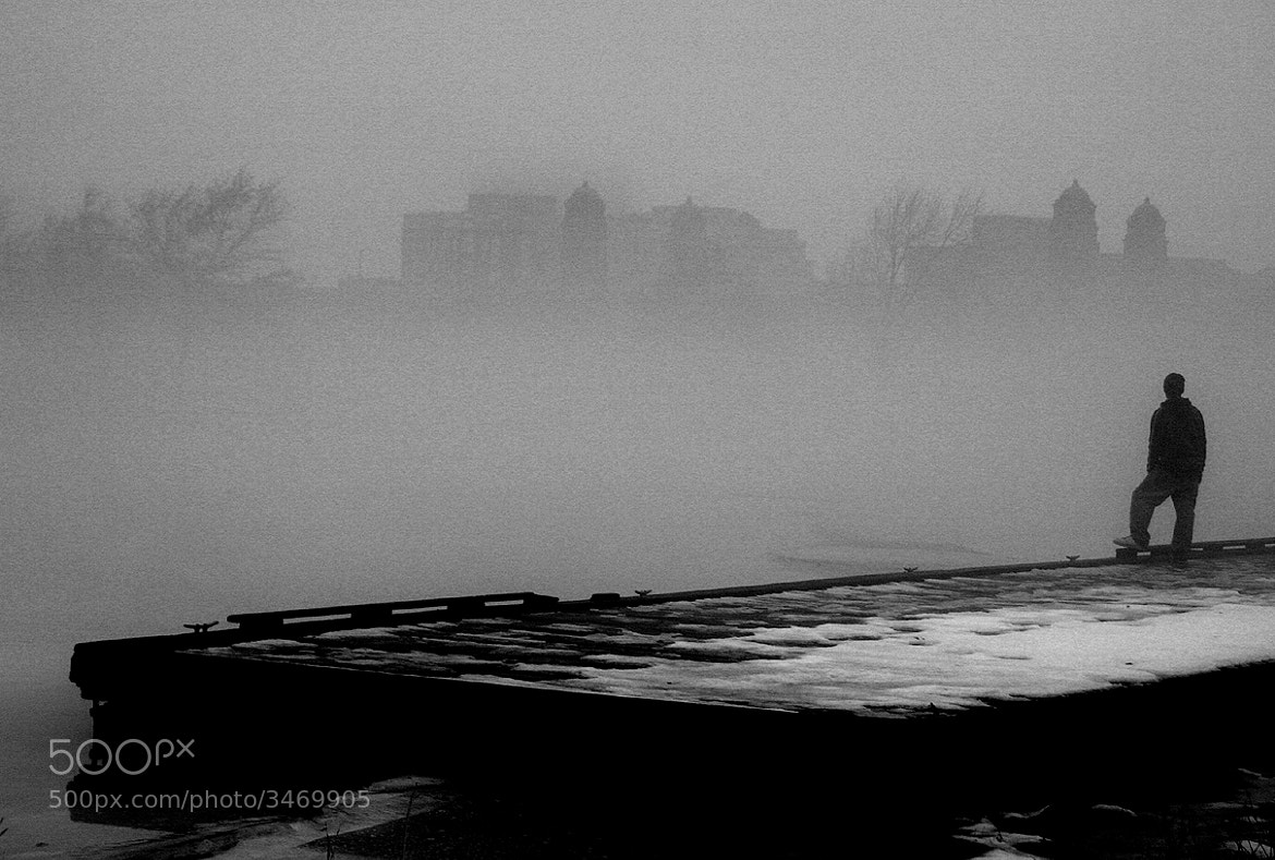 Photograph Fog on the Charles River by Rick Macomber on 500px