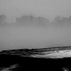Fog on the Charles River by Rick Macomber (RickMacomber)) on 500px.com