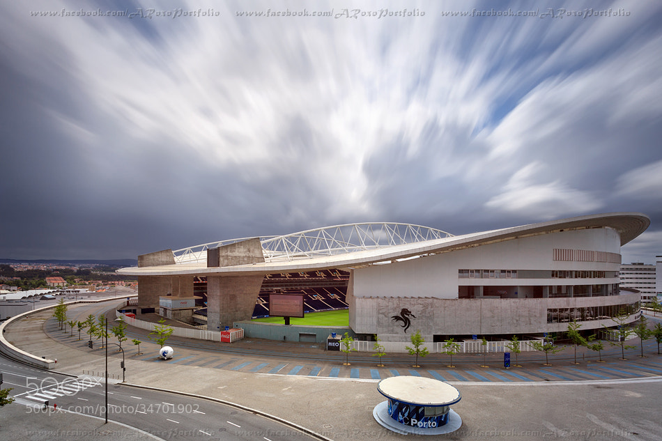 Photograph Dragon Stadium by Alvaro Roxo on 500px