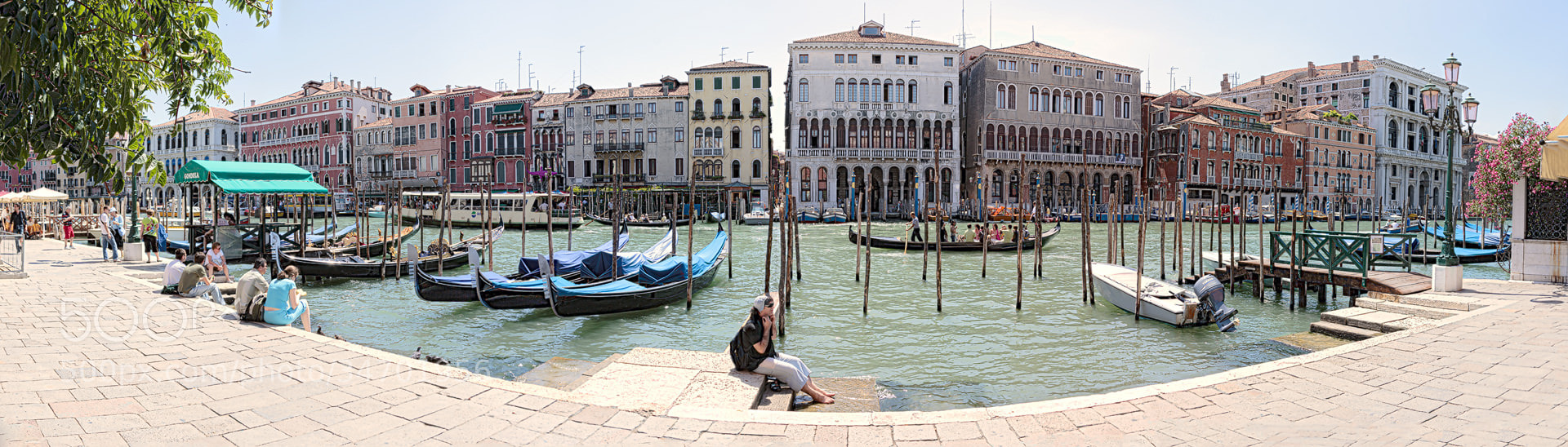 Photograph Venice Panorama by Michael Mehl on 500px