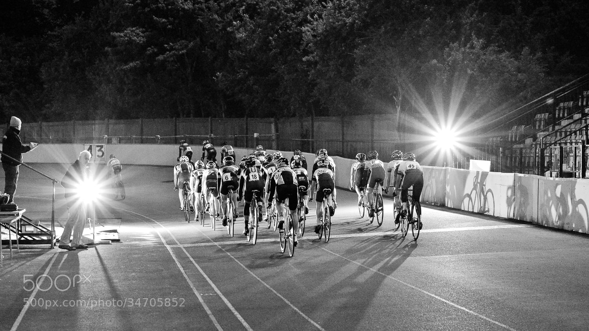 Photograph Track Stars by Guy Swarbrick on 500px